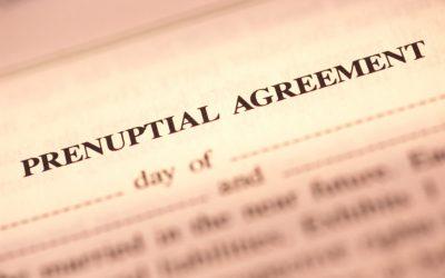 Common Prenuptial Agreement Myths